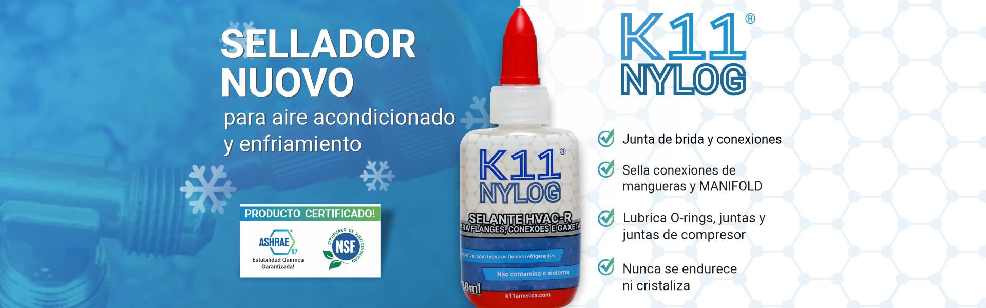 K11 NYLOG